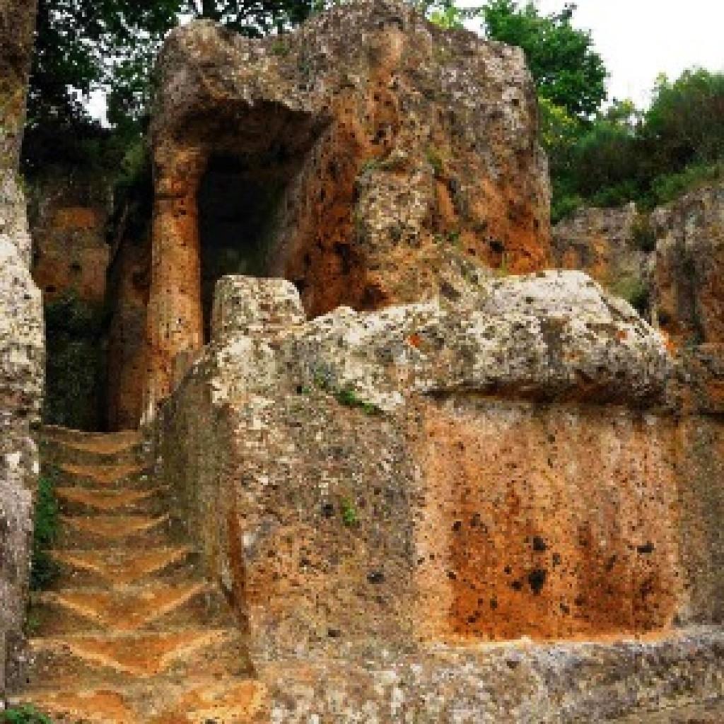 Parco archeologico Città del Tufo