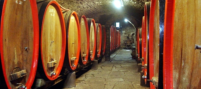Tuscan Wine and cellars