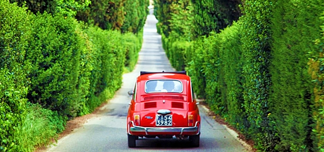 Tour in fiat 500 - Tuscany - Toscana
