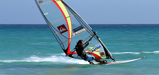 Windsurf in Toscana