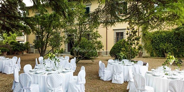 Location matrimoni - Villa La Piccioncina