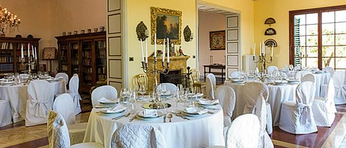 Location Wedding - Villa la Piccioncina