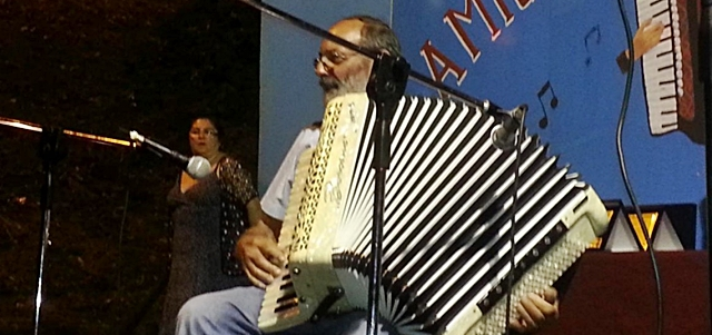 Accordion Festival Piazza alSerchio Garfagnana
