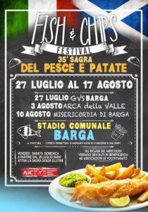 Fish & Chips Barga