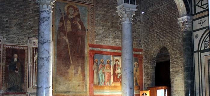 Chiesa San Miniato al Monte - Firenze