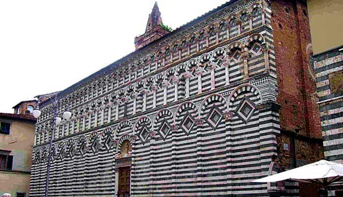 Church of San Giovanni Pistoia