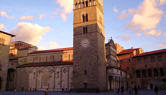 Pistoia on Lonely Planet