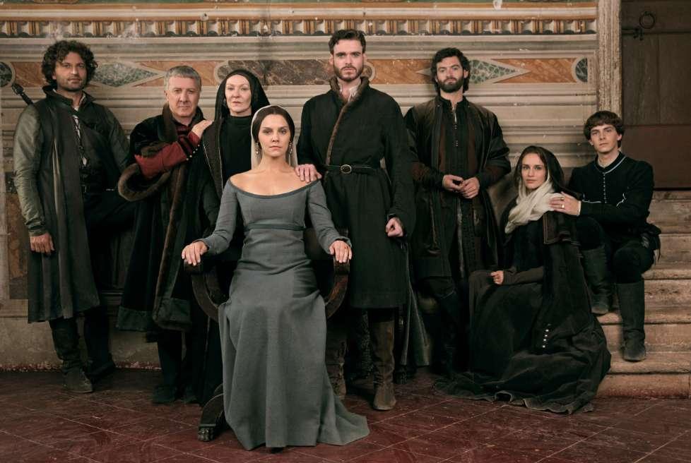 Medici - cast