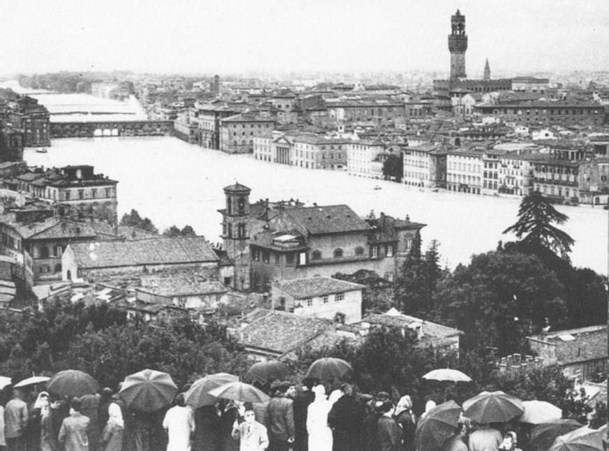 Florence Flood 1966