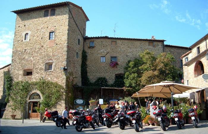 Wine Bar Ucci - Radda in Chianti