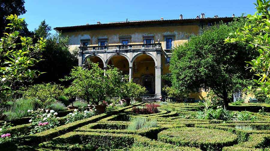 Giardino Corsini sul Prato in Florence