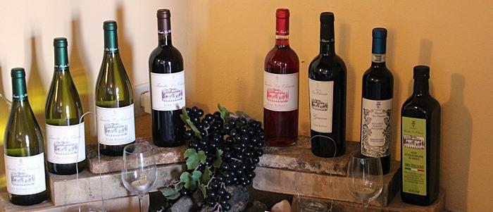 Elba vino