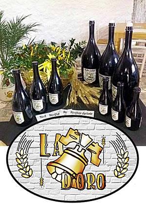 La Campana d'Oro birrificio