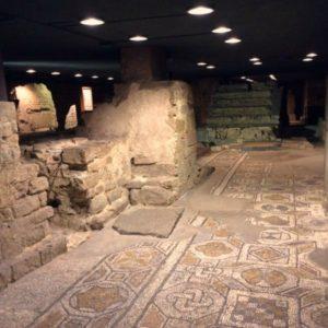 Duomo - Firenze - area archeologica cripta
