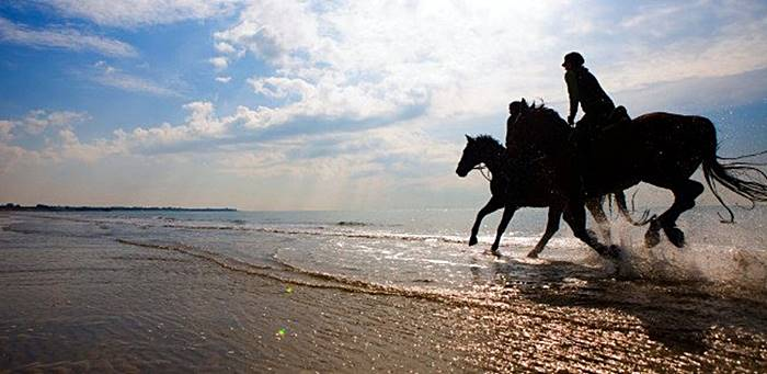Equitazione in Toscana - Maremma