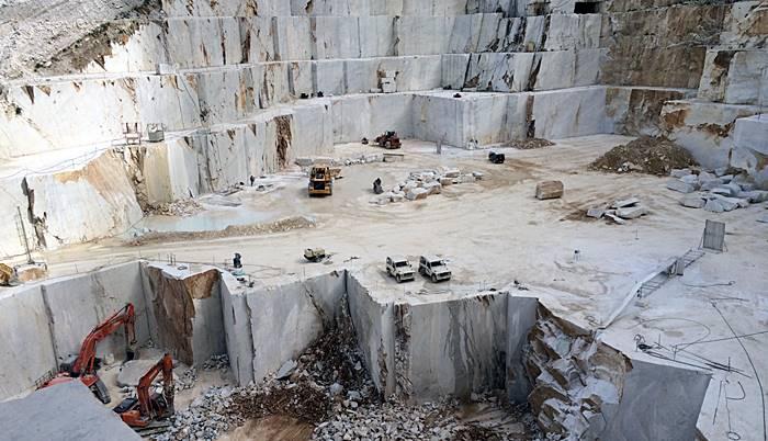 Cave di Marmo Tour - Carrara