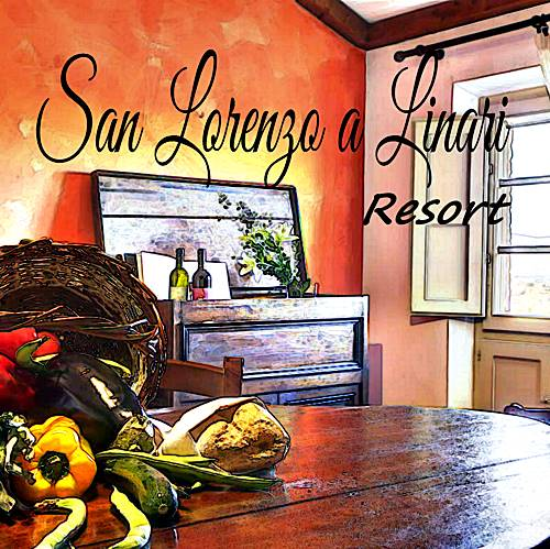 San Lorenzo a Linari resort Spa