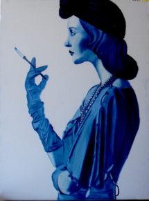 Medea pittrice