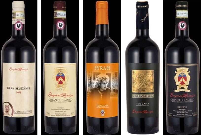 Vini Brogiani Maurizio