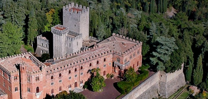 The 10 most beautiful castles of Tuscany - Tuscanysweetlife
