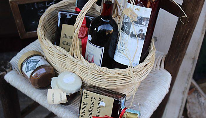 Abbadia San Salvatore prodotti tipici
