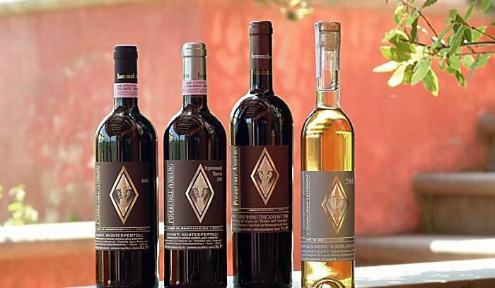 Podere dell'Anselmo vini