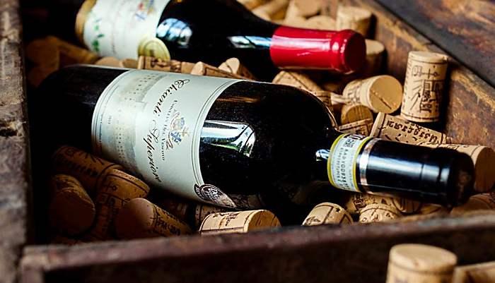Usiglian del Vescono vini