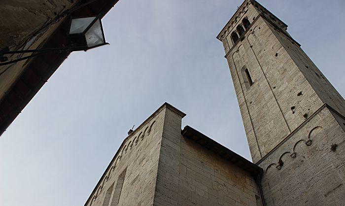 Rapolano terme chiesa
