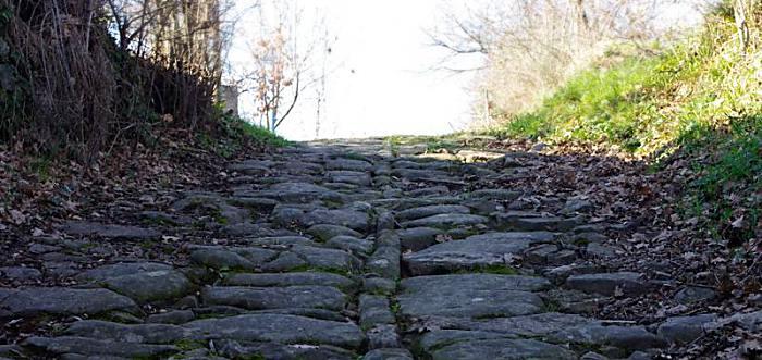 Via del Volto Santo in Garfagnana