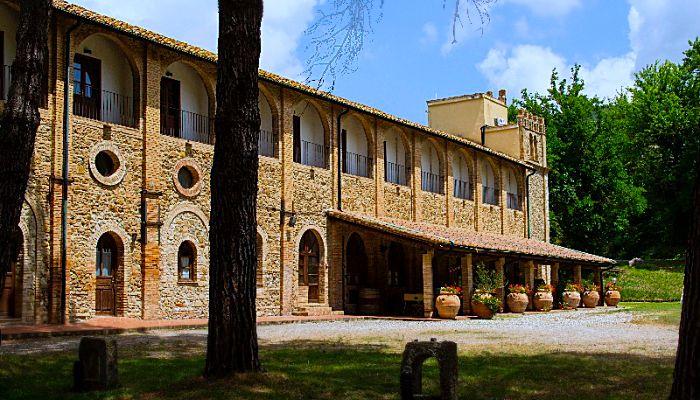 Villa Monterufoli