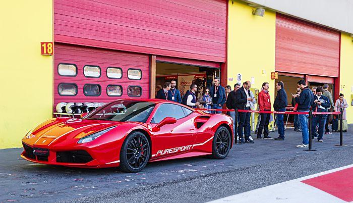 Puresport Ferrari