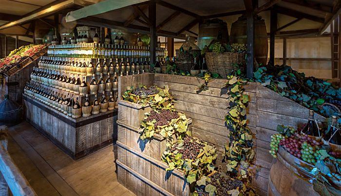 Casone Ugolino - Museo del vino