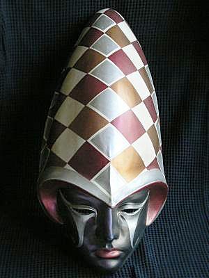 Sandro Becucci -maschere