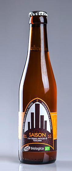 Saison birra chiara