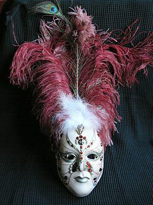 Sandro Becucci - maschere