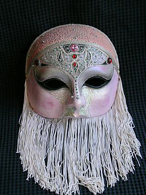 Sandro Becucci maschere