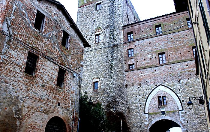 Civitella Paganico castello