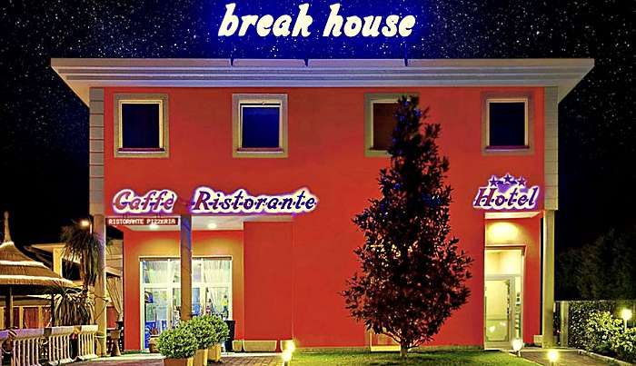 Break House hotel ristorante