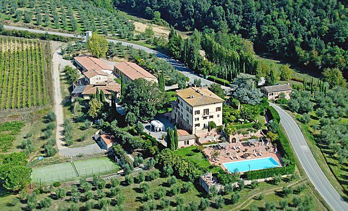 Villa Curina