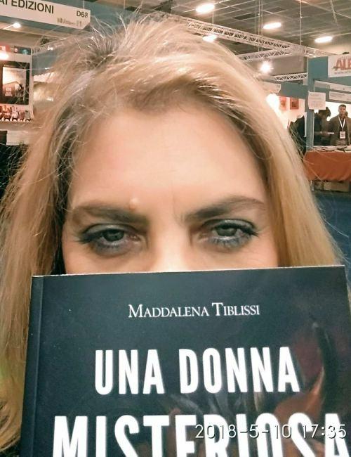 Maddalena Triblissi - Salone del Libro di Torino