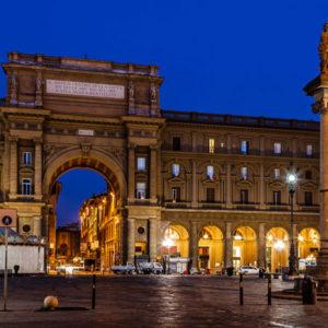 Piazza della Repubblica - Firenze