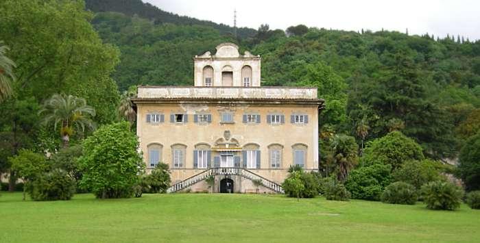 Villa Corliano - San Giuliano Terme