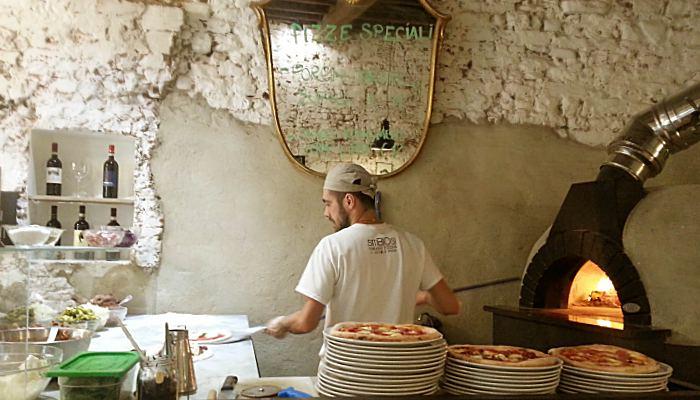 Simbiosi pizzeria