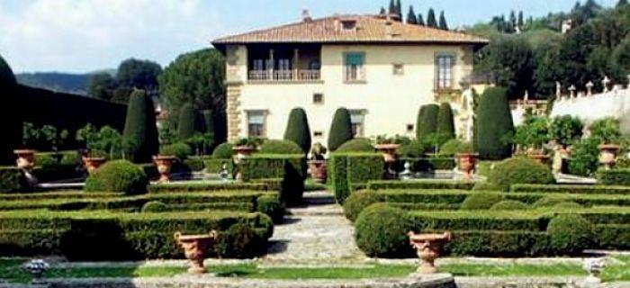 Villa Gamberaia - Setignano