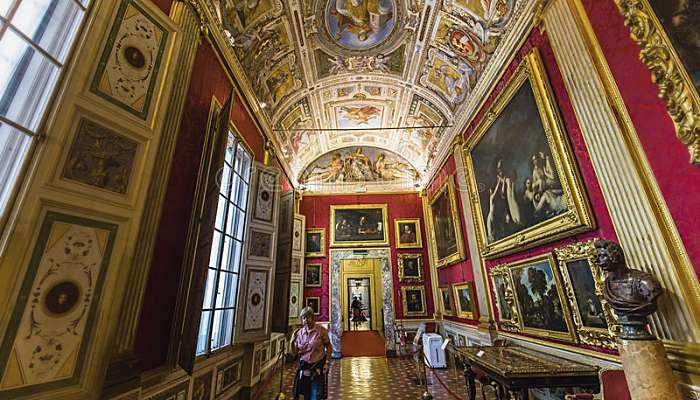 Palazzo Pitti - Galleria Palatina