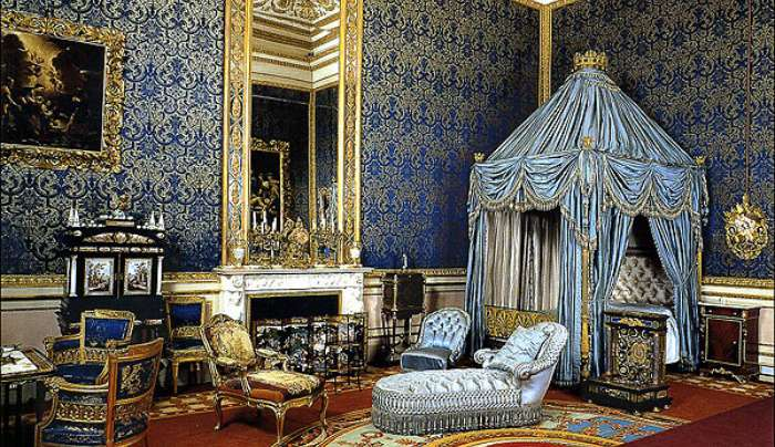 Palazzo Pitti - camere reali