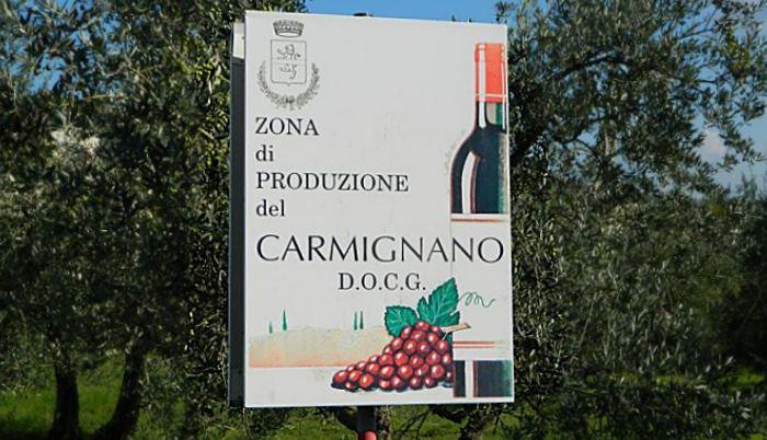 Carmignano - Strada del Vino