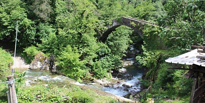 Ponti dei Molini - Castiglione di Garfagnana