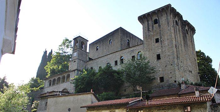 Fivizzano - Castello di Aquila