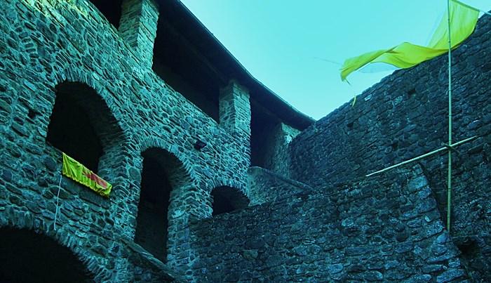 Pontremoli -Castello di Piagnaro